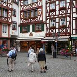 Bernkastel-Kues Royalty Free Stock Photography