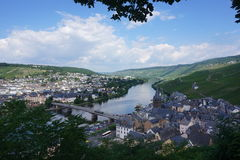 Bernkastel-Kues, Germany royalty free stock image