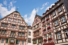 Bernkastel-Kues, Mosel valley, Germany Royalty Free Stock Photo