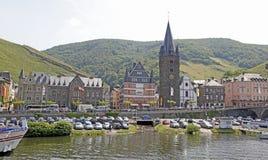 Bernkastel-Kues Tyskland royaltyfria bilder