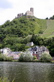 Bernkastel on the Moselle Royalty Free Stock Photo