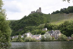Bernkastel on the Moselle Stock Images