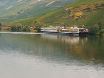 Bernkastel river valley, Germany Stock Photo