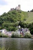 Bernkastel sur la Moselle Photo libre de droits
