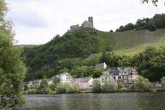Bernkastel sur la Moselle Images stock