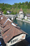 Bernstad, Schweiz Royaltyfri Foto