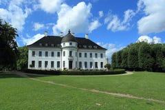 Bernstorff宫殿 免版税库存图片