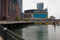 Beroemd de Tuin in Boston, de V.S. royalty-vrije stock foto's