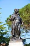 Beroemd gedenkteken in Conegliano, Veneto, Italië Royalty-vrije Stock Afbeeldingen