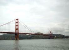 Beroemd Golden gate bridge in San Francisco Royalty-vrije Stock Foto