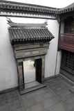 Beroemd Historisch huis, Ming Dynasty China Stock Foto