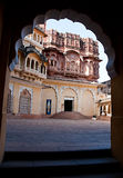 Beroemd Mehrangarh-Fort in Jodhpur, India Stock Foto