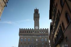 Beroemd monument in het vierkant van Duomo van Florence in Florence royalty-vrije stock foto