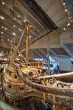 Beroemd oud Vasa schip Stock Fotografie