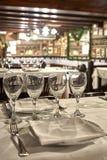 Beroemd traditioneel oud Spaans restaurant in Barcelona van Spanje, zijn naam Caracol Slak 12 09 2018 Spanje royalty-vrije stock afbeeldingen