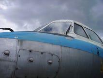 Beroemd vliegtuig stock afbeelding