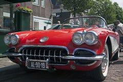 Beroemde auto van de V.S. Stock Foto's