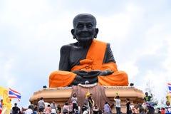 Beroemde Boeddhistische Monnik Stock Foto's