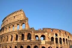 Beroemde Colosseum of Coliseum i Royalty-vrije Stock Foto's