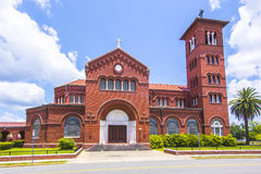 Beroemde kathedraal van vlekkeloos Stock Afbeeldingen