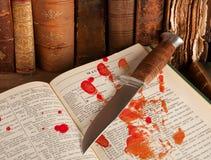 Beroemde moordenaar 2 stock fotografie