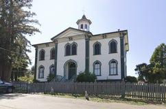 Beroemde Schoolwoningbouw in Bodega Royalty-vrije Stock Foto