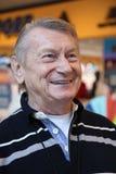 Beroemde Tsjechische acteur Josef Dvorak Stock Foto's