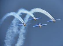 Vliegende Stieren royalty-vrije stock fotografie