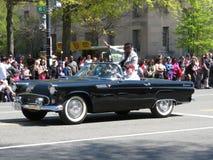 Beroemdheid bij de Parade Stock Fotografie