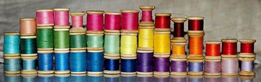 Beroeps voor naaisters wordt geplaatst die stock afbeelding