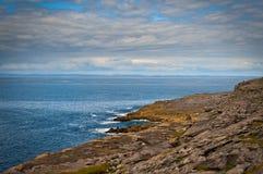 Berren Wybrzeże, Irlandia Obraz Royalty Free