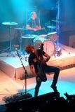 Berri Txarrak (alternative heavy metal band) live performance Royalty Free Stock Photography