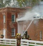 Berrien jaillit incendie Images stock