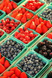 Berries. Blueberries, Raspberries, Blackberries and Strawberries - OH MY Stock Photos