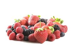 Berries Royalty Free Stock Image