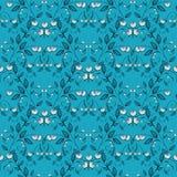 Berries Abstract seamless pattern. Vector illustration background stock illustration