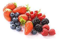 Fresh Berries Stock Photos