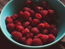 Berries, Berry, Bowl Stock Image