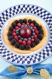 Berries, blueberries, blackberries, raspberries Stock Image