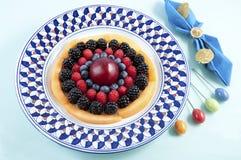 Berries, blueberries, blackberries, raspberries Royalty Free Stock Photos