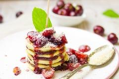 Berries, Breakfast, Cherries Stock Photo