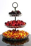 Berries Cherries. Royalty Free Stock Image