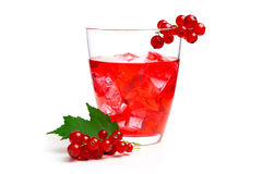 Berries Cocktail Royalty Free Stock Image