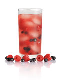 Berries Cocktail Royalty Free Stock Photo