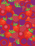 Berries colage Royalty Free Stock Photo