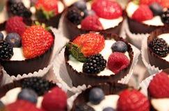 Berries dessert Royalty Free Stock Image