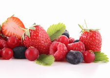 Berries fruit Royalty Free Stock Photo