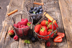 Berries fruits Royalty Free Stock Photo