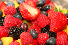 Free Berries Galore Royalty Free Stock Photos - 1370258