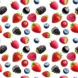 Berries isolated Stock Photo
